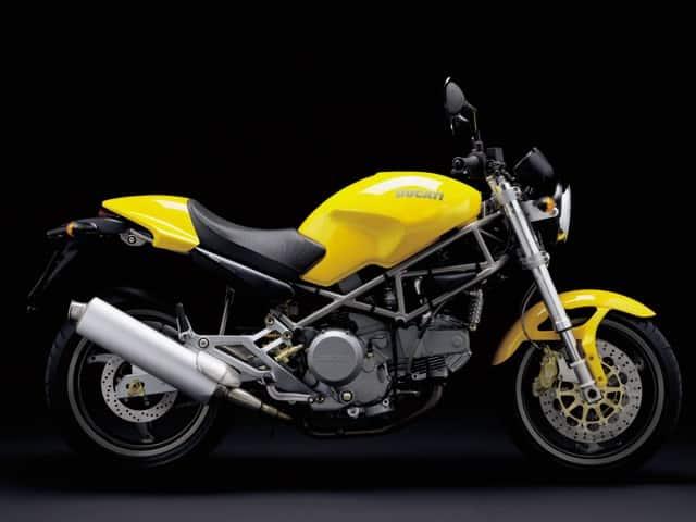 Ducati thera... Ducati Monster 750ie