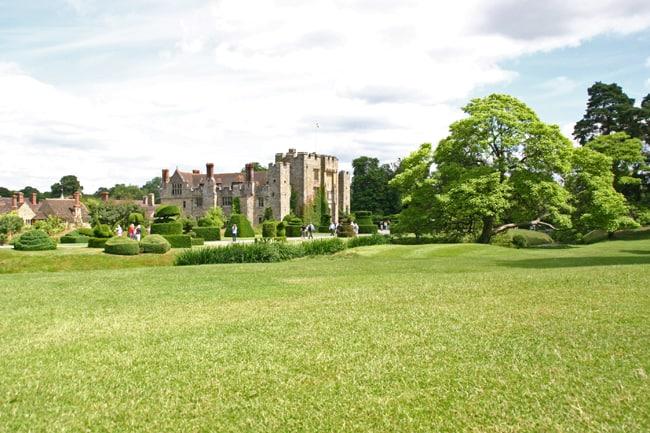 Inghilterra, il Castello di Hever