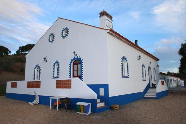 La Quinta do Chocalhinho è una tipica finca portoghese