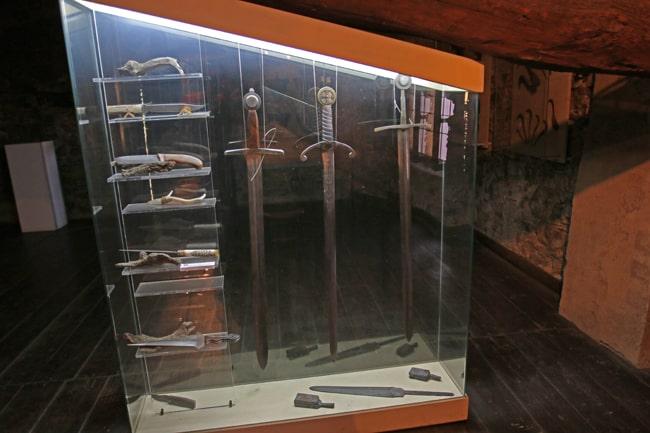 Sopra l'antica officina si trova un piccolo museo.