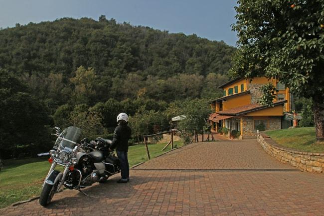 Harley in Franciacorta, Al Rocol