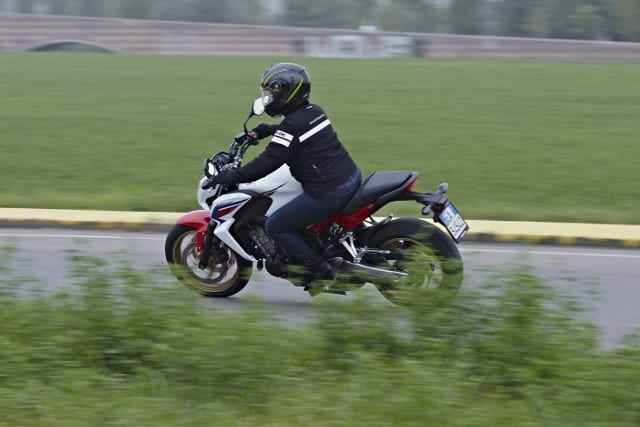 Honda CB650F