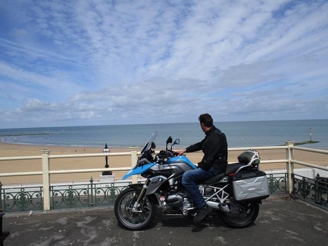 Inghilterra, Margate spiaggia