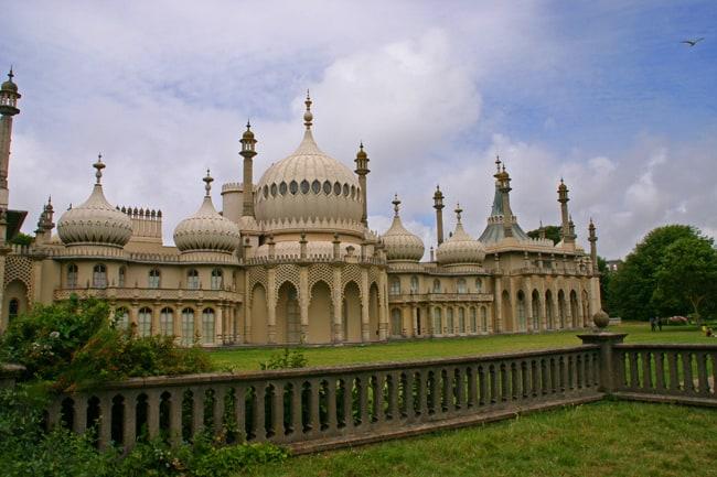 Royal pavillon a brighton residenza balneare dei reali for Nuovo stile cottage in inghilterra