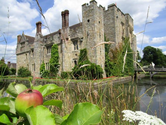 Inghilterra, Hever Castle