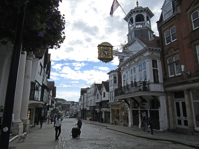Inghilterra, Guildford