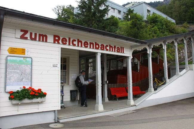 Canton Bernese, Reichenbachfall