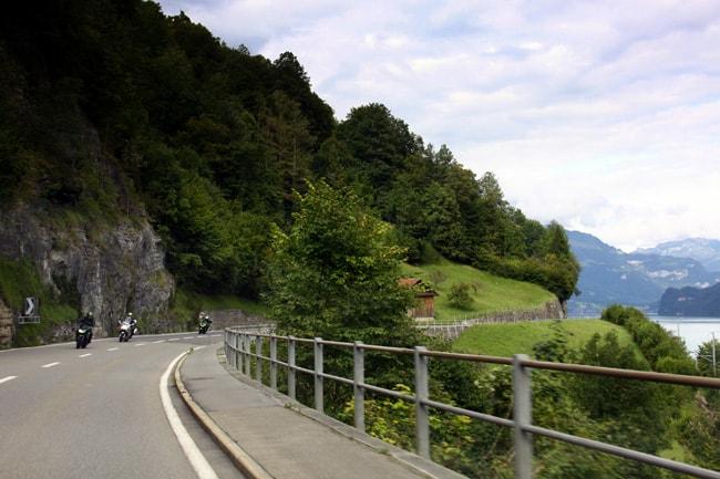 Canton Bernese, dintorni di Meiringen