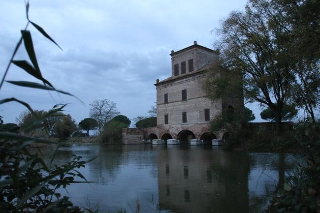 LA torre Abate di Mesola