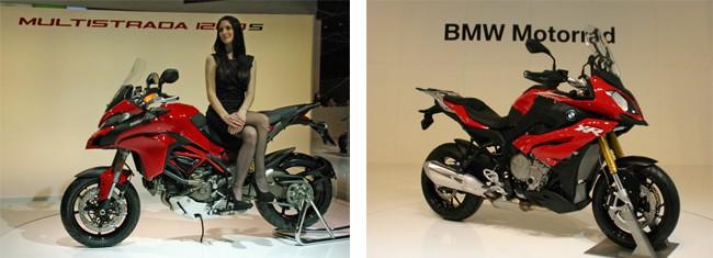 Ducati e BMW