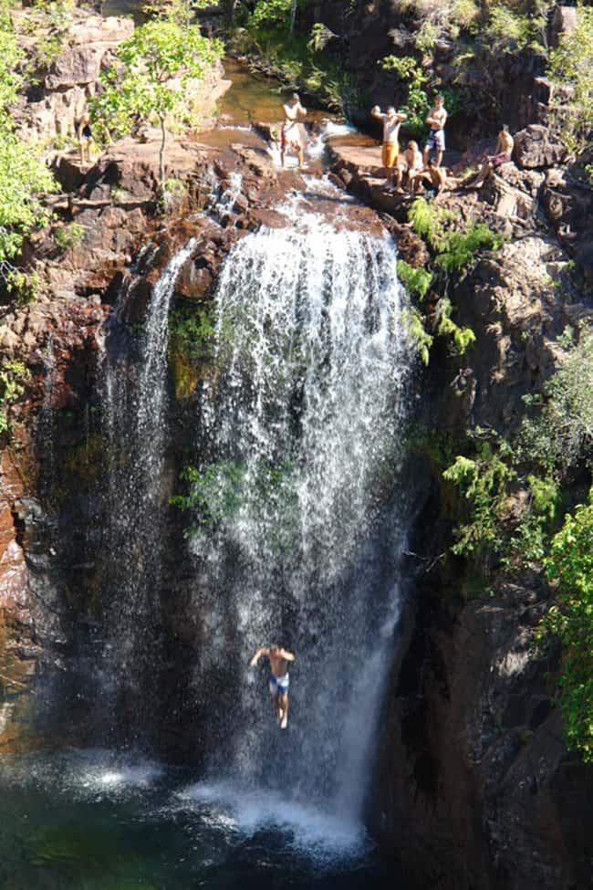 Florence Falls.