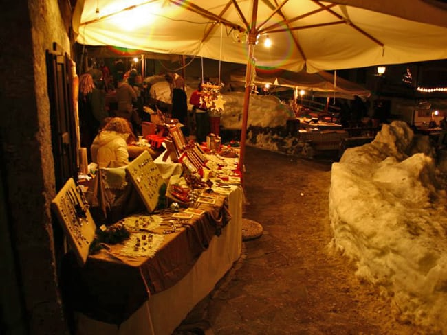 Presepi e Mercatini di Natale in Carnia