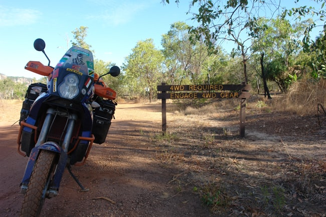 Australia, Jim Jim Falls
