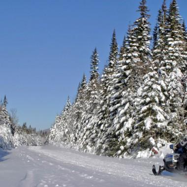 Québec Motoslitta