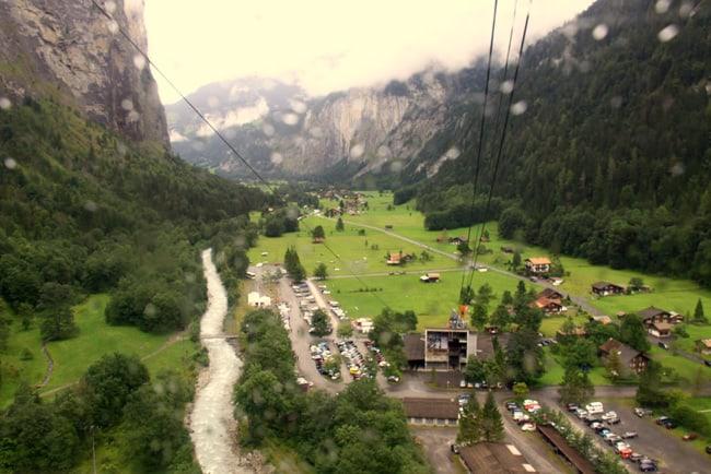 Canton Bernese, funivia per Schiltorn