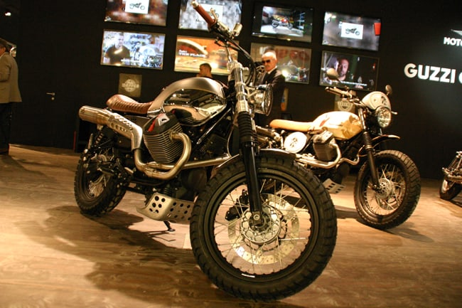 Moto Guzzi Scrambler