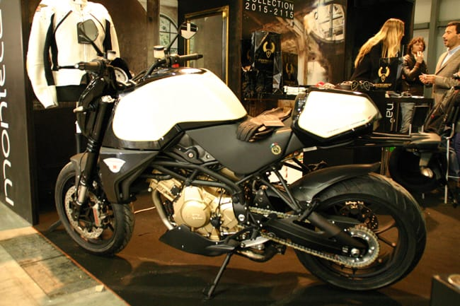 Morini Rebello 1200