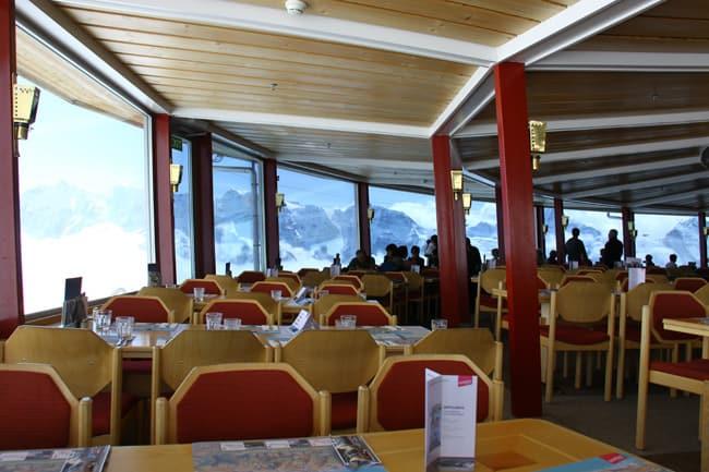 Canton Bernese, ristorante Alpbach