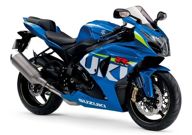 La gamma Suzuki 2015 a Verona. La nuova GSX-R1000 ABS