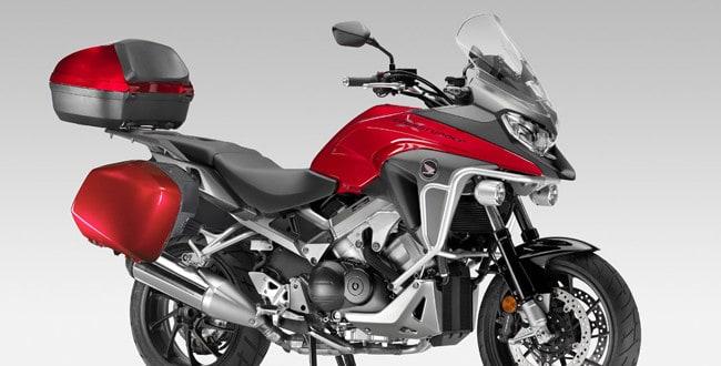 Honda Crossrunner Travel Edition