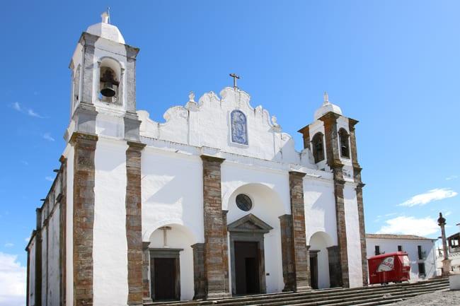La Igreja de Santa Maria