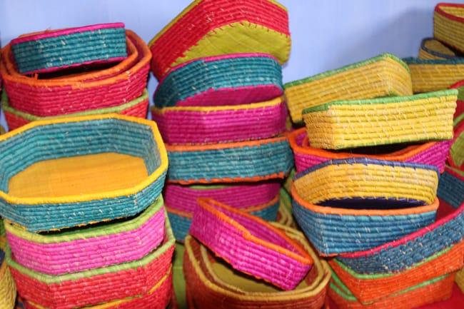 Colori dell'artigianato in Alentejo