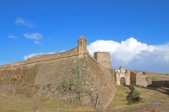 Il Castello di Juromenha