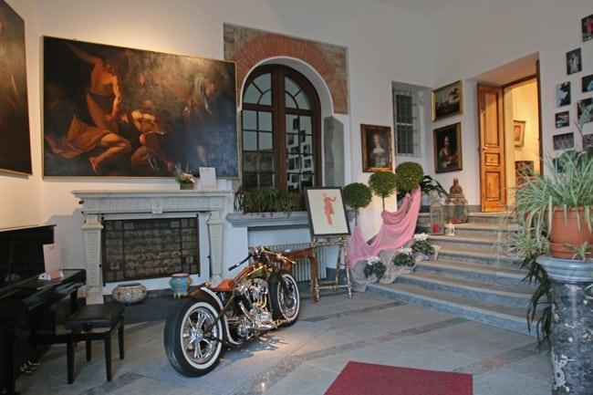 IMG 2371 Canavese: creatività, fantasia e motociclette