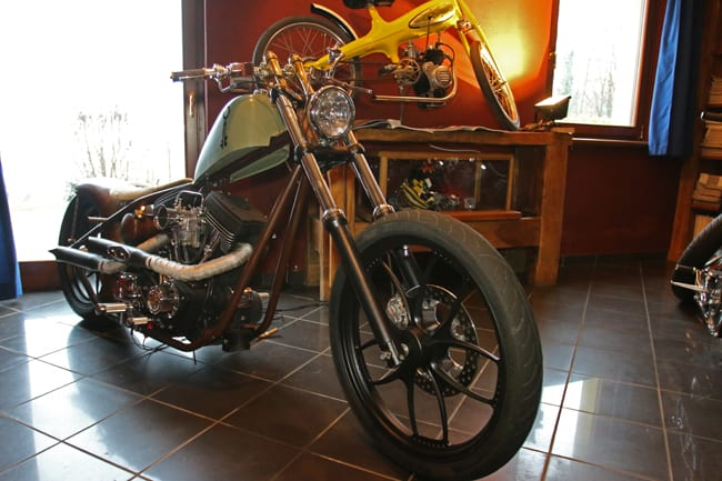 IMG 2383 Canavese: creatività, fantasia e motociclette