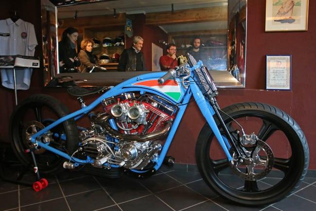 IMG 2386 Canavese: creatività, fantasia e motociclette