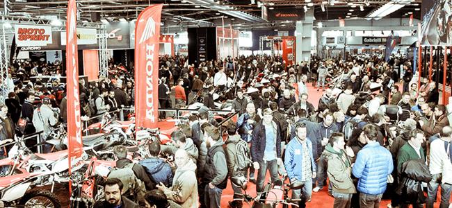 Venite a trovarci al Motor Bike Expo di Verona