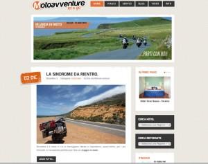 Motoavventure