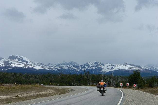 Cinque mete e diversi raduni per il mototurismo invernale. Verso Ushuaia