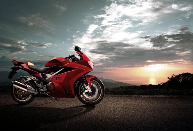 Honda VRF800F