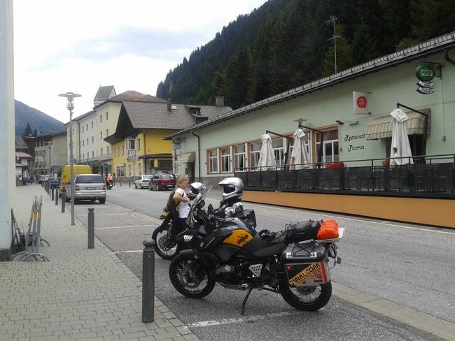 Le migliori strade alpine da fare in moto: Vipiteno–Fusch- Passo del Brennero