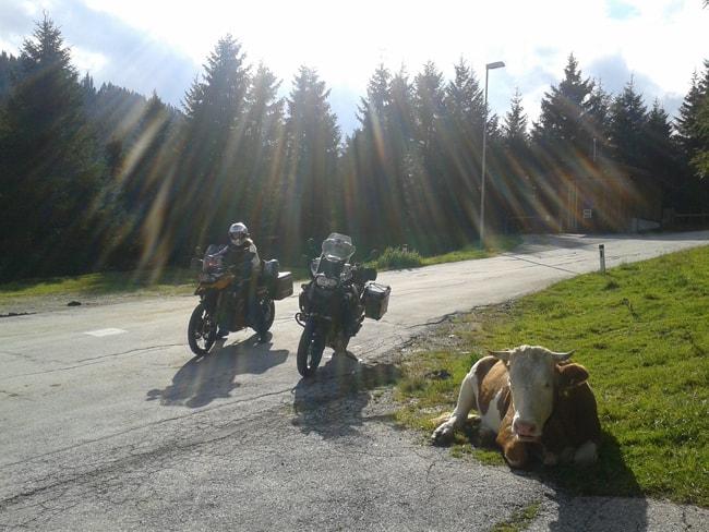 Le migliori strade alpine da fare in moto: Vipiteno–Fusch. Gerlos AlpenStrasse