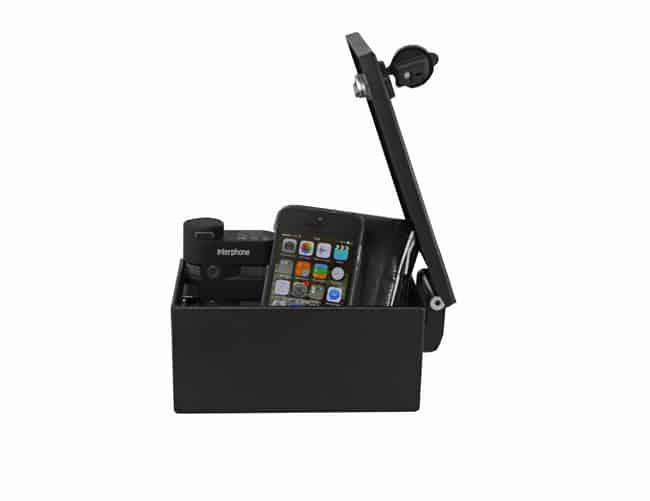Handle Box Mytech, piccole cose a portata di mano
