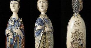 Ceramiche Pinto - Le donne di Federico a Grottaglie.