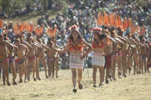 """Perù magico: """" Inti Raymi """", la Festa del Solstizio di Inverno"""