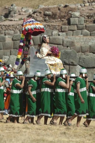 Inti Raymi l'antica Festa del Solstizio di Inverno