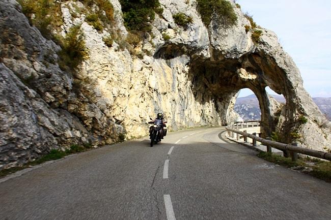 Gole del Verdon - verso Castellane