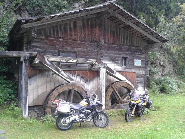Alpi in moto. I mulini a Maria Luggau nella valle Lesachtal