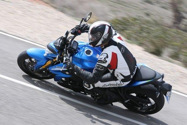 Suzuki DemoRide Tour. GSX-S1000-ABS