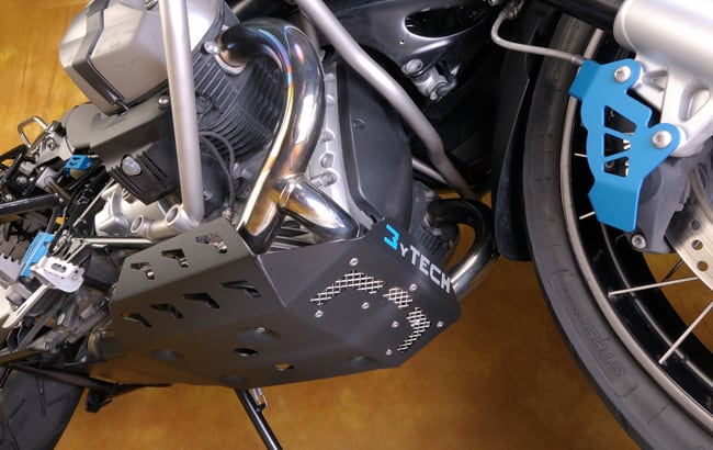 Paramotore Mytech per BMW GS 1200 ADV