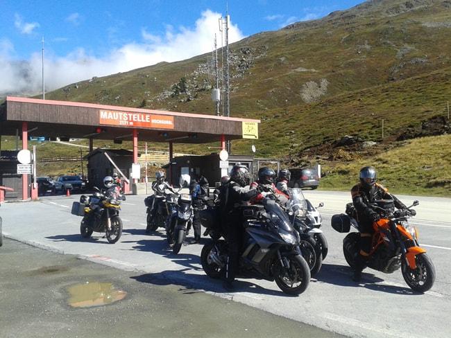 6 Ticket office del Passo Rombo