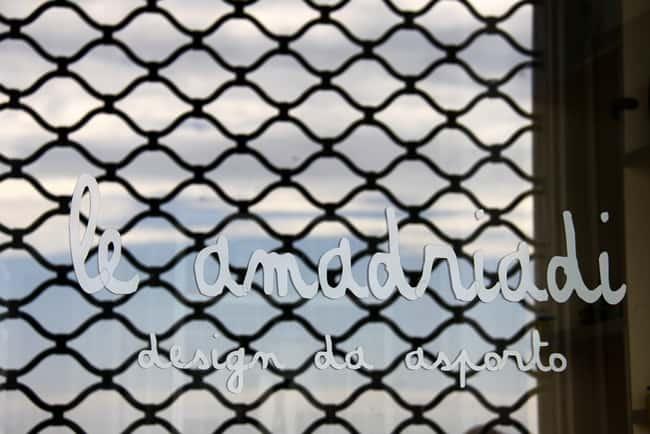 """design a Camogli """"Le Amadriadi"""""""