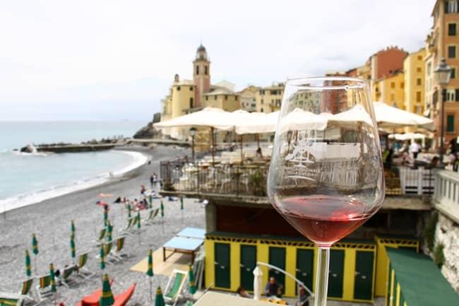 il vino ligure