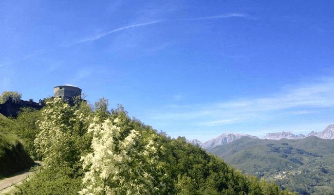 GSDAYS 2015, in Garfagnana.