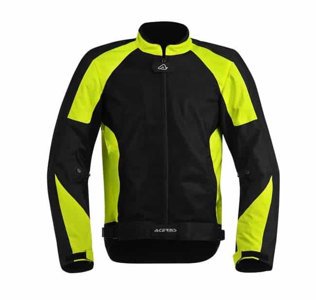Ramsey my Vented Acerbis, la giacca da moto estiva