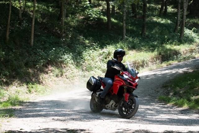 Moto da viaggio: Ducati Multistrada 1200 S